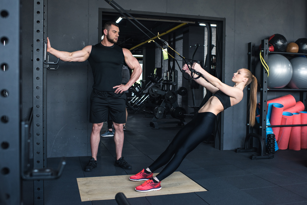 2018 fitness trend number one is high intensity interval training